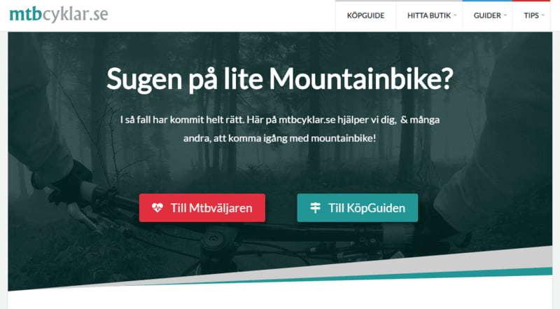 MtbCyklar.se