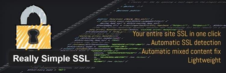 """""""Really Simple SSL"""" WordPress plugin (tillägg)"""